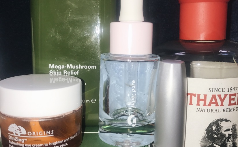 Skincare favorites that I have, or will,repurchase